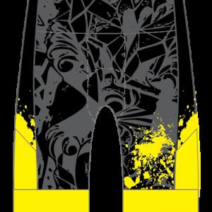 Lonestar Multisport NEW 2019 GoFierce Tri Shorts (Regular Length)