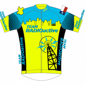 Radioactive Gofierce Cycling Jersey (NEON)