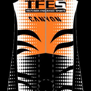 TFES GoFierce Pro Edition Sleeveless 1 Piece