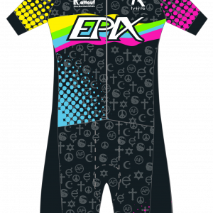 Adam Feigh Pro Coexist GoFierce Aero Pro Edition Short Sleeve 1 Piece