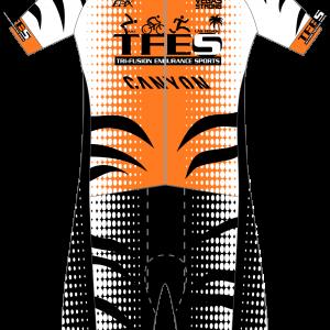 TFES GoFierce Aero Pro Edition Short Sleeve 1 Piece