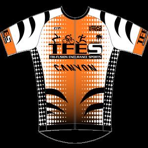 TFES GoFierce Aero Tri Jersey