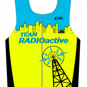 Team Radioactive NEW GoFierce Tri Top (NEON)