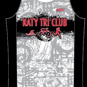 Katy Tri Club GoFierce Running Singlet