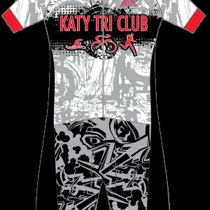 Katy Tri Club GoFierce Aero Pro Edition Short Sleeve 1 Piece