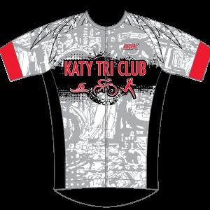 Katy Tri Club GoFierce Aero Tri Jersey Pro Edition