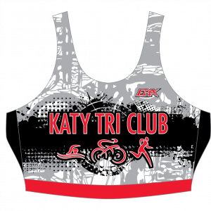 Katy Tri Club GoFierce Women's Tri Bra