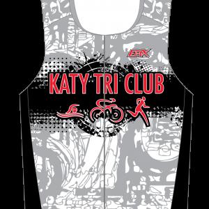 Katy Tri Club GoFierce Tri Top