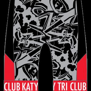 Katy Tri Club GoFierce Tri Shorts (Regular Length)