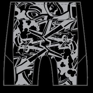 Katy Tri Club Women's GoFierce Tri SHORT SHORTS (FLEECE)